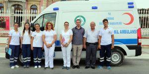 Fırıncılar Odası'ndan Edirne Belediyesine Anlamlı Hediye