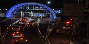 Avrasya Tüneli'nde Trafik Sıkışıklığı Devam Ediyor
