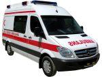 Düz kontakla ambulans hırsızlığı!