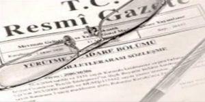 Büyükelçi atamaları Resmi Gazete'de yayımlandı!