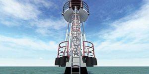 Boğaz'a kazıklı deniz feneri iptal