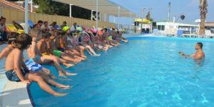 Havuza girenler dikkat!