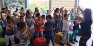 Aydoğdu Sosyal Etkinlik Merkezi Öğrencileri Kukla Tiyatrosuna Katıldı