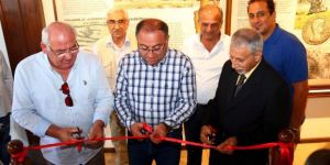 Iraklı Profesörden Resim Sergisi