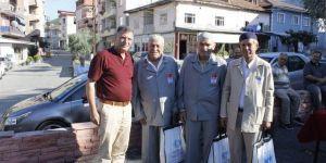 Vezirhan'da Kutsal Topraklara Gidecek Hacı Adayları Uğurlandı