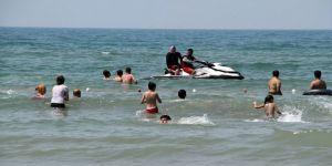 8 kişilik gurbetçi aile boğulmaktan kurtarıldı