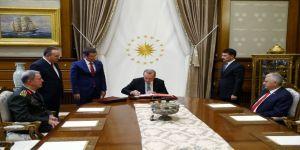 Cumhurbaşkanı Erdoğan Yaş Kararlarını Böyle Onayladı