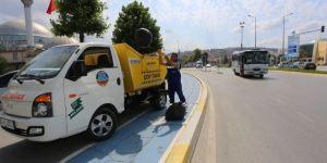 Serdivan'da Temizlikte Yeni Dönem