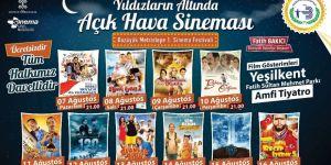 Bozüyük Türk Sinemasının Seçkin Filmleri İle Açık Havada Buluşuyor