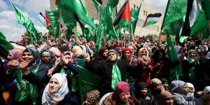 """Hamas'tan """"terörist"""" tanımlamasına tepki"""