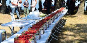 Orhangazi'de Çilek Festivali Coşkusu