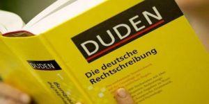 Almanca'ya 5 bin yeni sözcük girdi