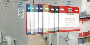 OHAL arşivinde 9 renk sınıflandırma