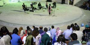 Gölpark Açık Hava Müzik Konseri Verildi