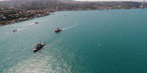 Boğaz'da Furkan Yıldırım'ı Arama Çalışması Havadan Görüntülendi