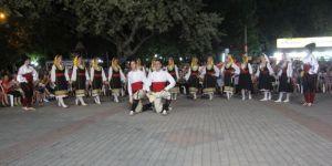 Burhaniye'de Halk Oyunları Şenliği Düzenlenecek