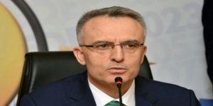 Bakan Ağbal'dan 'Vergi İndirimi' Açıklaması