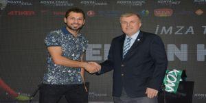 Atiker Konyaspor, Serkan Kırıntılı İle Sözleşme Yeniledi