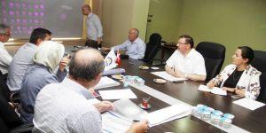 Metro projesi masaya yatırıldı