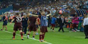 'Kral' Attı Trabzon Kazandı