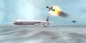 Suudi kanalı 'Katar uçağını vurdu'!