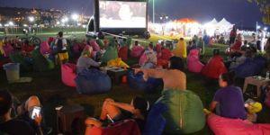 Cuma Ve Cumartesi Geceleri Açık Havada Sinema Keyfi