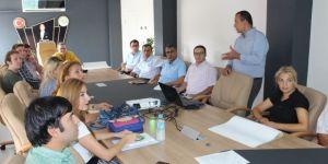 Tarımsal İşletme Danışmanlığı Toplantısı