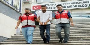 İstanbul'u Mesken Tutan Sahte Polis Suçüstü Yakalandı