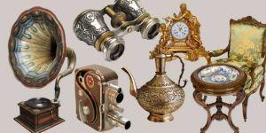 Antika Severler Antika Eşya Mezatında Buluştu