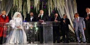 Erdoğan, nikah şahidi oldu!