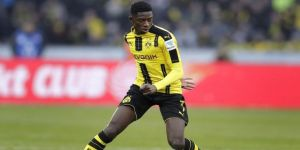 Dortmund'dan Dembele için açıklama!