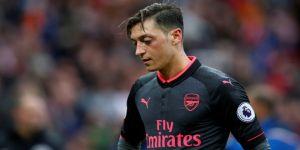 Gerrard'dan Mesut Özil'e şok sözler