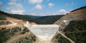 Milletvekilleri Akçay Barajında İncelemelerde Bulundu