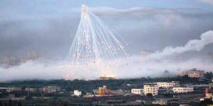 Misket bombasıyla vurdular!