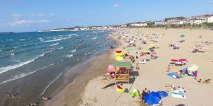 KOSKEM, sahillerde 105 kişiyi kurtardı