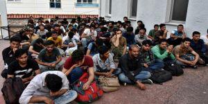 137 kaçak yakalandı
