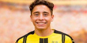 Emre Mor'un alternatifi bellli oldu!
