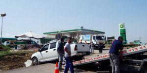 Tekirdağ'da Zincirleme Trafik Kazası: 6 Yaralı