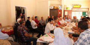 Barbaros Mahallesi'nde Koordinasyon Toplantısı Yapıldı
