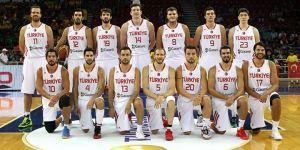 A Milli Erkek Basketbol Takımı'nın 2019 Fıba Dünya Kupası'nda Rakipleri Kesinleşti