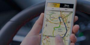 Yandex Navigasyon'daki eğlenceli yorumlar