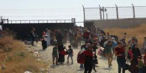 Suriyelilerin geri dönüşü sürüyor
