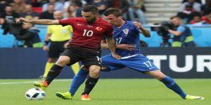 Türkiye-hırvatistan Maçının Hakemi Değişti