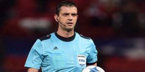 Türkiye - Hırvatistan maçının hakemi değişti