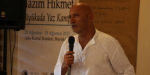Nazım Hikmet Yaz Kampı Kapanış Töreni Yapıldı