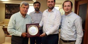 Tügva'dan Başkan Karaosmanoğlu'na Ziyaret
