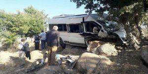 Nemrut Dağı Yolunda Kaza: 11 Yaralı