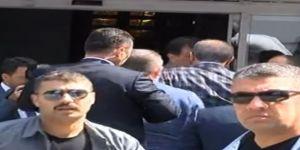 Erdoğan, Çapa Tıp Fakültesinde Hastaları Ziyaret Ediyor