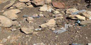 Pervari'de Zırhlı Araca Eyp'li Saldırı