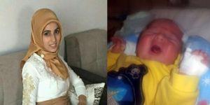 Doğum sırasında hayatını kaybetti, o hastaneye soruşturma